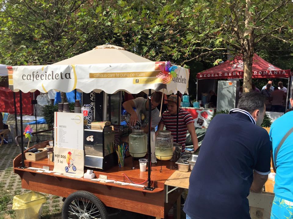 Festivalul Traditiilor de toamna - Cafecicleta